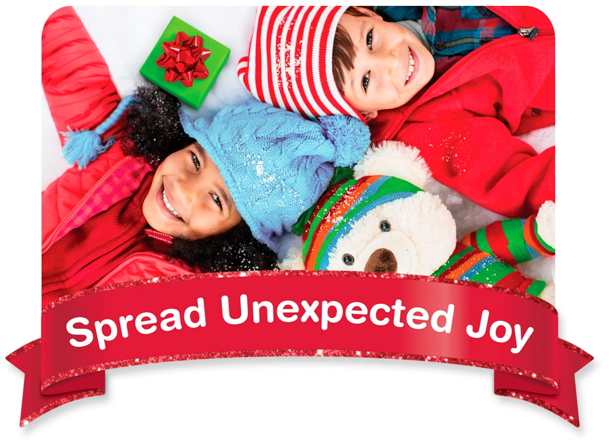 spread unexpected joy - Walgreens Christmas Eve Hours